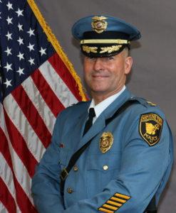 Chief of Police James M. Hunt, Jr.